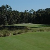 A view from tee #2 at Sugar Mill Country Club - Blue Course
