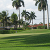 A view of green at Hollywood Beach Golf & Country Club