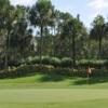 A view of green at Cedar Hammock Golf & Country Club