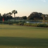 A view of the 2nd hole at Country Club of Naples