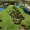 Aerial view from East at Imperial Golf Club