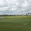 A look back towards the 3rd tee at John Prince Golf Center