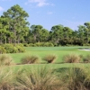 A view from tee #2 at Raptor Bay Golf Club