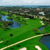 Aerial view from Riomar Country Club