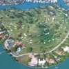 Aerial view of Indian Creek Country Club (Miami Beach Condos & Homes)