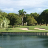 A view over the water from Via Mizner Golf & Country Club.