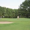A view of a green at Jefferson Country Club