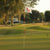 View of the finishing hole at Torrey Oaks RV and Golf Resort