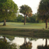 A view over the water from Gator Trace Golf & Country Club