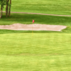 A view of a hole at Pine Ridge Country Club
