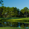 View of a green at St. Lucie Trail Golf Club