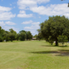 A view of a fairway at Lakeside Links Golf Club