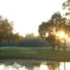 A view over the water from Babe Zaharias Golf Course