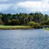 A view of a hole with water coming into play at Naples Lakes Country Club
