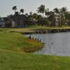 A view of a hole at Orchid Island Golf & Beach Club