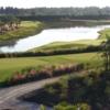 A view of tee #5 at TPC Treviso Bay
