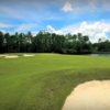 A view from Rees Jones Creek Course at Hammock Dunes