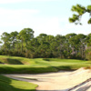 A view of a hole from Loblolly Pines Golf Course