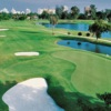 View of the 7th hole at Miami Beach Golf Club