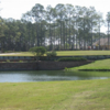 A view of a hole at Heritage Pines Country Club