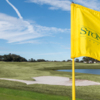 A view from a green at Stonecrest Golf Club
