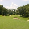 A view of green #12 at El Diablo Golf & Country Club
