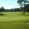A view of the 9th green at East Course from Grenelefe Golf & Tennis Resort
