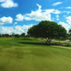 A view from a green at Atlantic National Golf Club