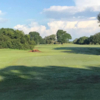 A view from a tee at Paradise Golf Course.