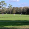 A view of a green at Sweetwater Golf & Tennis Club.