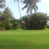 A view of hole #5 at Key Colony Beach Golf & Tennis.