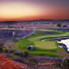 A splendid view of a green at Quarry from Black Diamond Ranch Golf & Country Club.