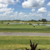A sunny day view from Belle Glade Country Club.