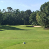 A view from a tee at River Bend Golf Club.