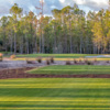 View of the 4th hole from the Black Course at Tiburón Golf Club
