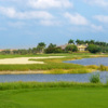 A view over the water from Hammock Bay Golf Course.