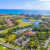 Aquarina CC: aerial view