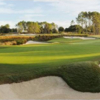 A view of hole #2 at Old Memorial Golf Club (Steve Smyers GC Architects).