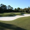 A view of a hole at Olde Florida Golf Club.