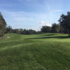 A view of the 14th fairway at The Grand Pines Course from Timber Pines.