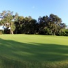 A view of a green from South at Daytona Beach Golf & Country Club.