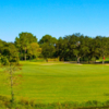 A view of a green at Mangrove Bay Golf Course.