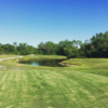 A view from tee #8 at Casselberry Golf Club.