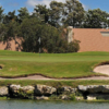 A view of a hole at IMG Academy Golf Club.