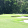 A view of a well protected hole at West Palm Beach Golf Course.