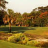 A view of hole #8 at West Palm Beach Golf Course.