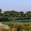 A view of a green at Osprey Point Golf Club.