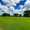 View of a green at Zephyrhills City Golf Course