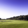 View of a green at Arrowhead Golf Course