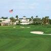 A view of the clubhouse at Gasparilla Inn Golf Course.